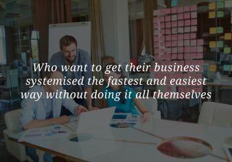 Systemised business - Organising Works in Brisbane, AU